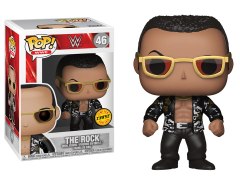 Pop! WWE: The Rock (Chase)