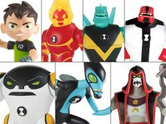Ben 10 Set of 7 Basic Figures
