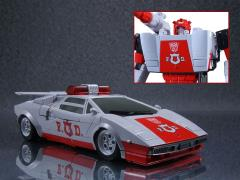 Transformers Masterpiece MP-14+ Red Alert (Anime Color Edition)