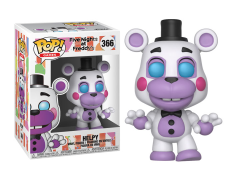 Pop! Games: Freddy Fazbear's Pizzeria Simulator - Helpy