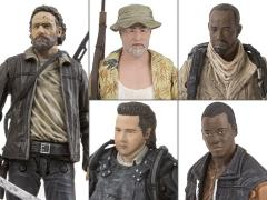 The Walking Dead TV Series 08 - Set of 5