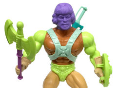 MOTU Giants He-Man (Test Shot Colorway D) SDCC 2015 Exclusive