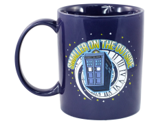 Doctor Who Smaller on The Outside Mug