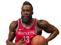 NBA Sportspicks 2K19 James Harden (Houston Rockets)
