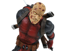 Marvel Gallery Deadpool (Unmasked) Figure