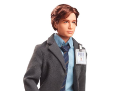 The X-Files Barbie Agent Fox Mulder