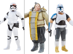 "Star Wars 3.75"" Snow and Desert Figure Wave 1 Set of 3"