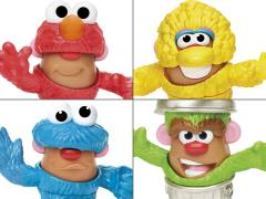 Sesame Street Mr. Potato Head Spuds Container