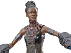 Black Panther Marvel Legends Shuri (Hulk BAF)