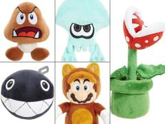 World of Nintendo Plush Wave 10 - Set of 5