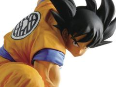 Dragon Ball Z SCultures Big Figure Colosseum 7 Volume 04 Goku