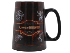 Game of Thrones Rustic Sigil Tankard
