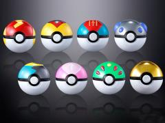 Pokemon Ball Collection Special 02 Exclusive Set of 8