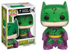 Pop! Heroes: Impopsters - The Riddler Impopster
