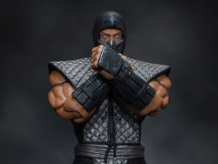 Mortal Kombat VS Series Smoke 1/12 Scale NYCC 2018 Exclusive Figure