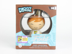Dorbz: Freddy Funko (SDCC Logo Shirt) SDCC 2017 Exclusive