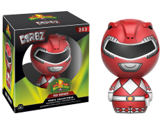 Dorbz: Mighty Morphin Power Rangers Red Ranger
