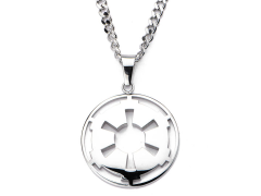 Star Wars Galactic Empire Symbol Pendant Necklace