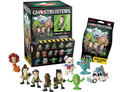 Ghostbusters Micro Figure - Display of 24