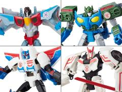 Transformers Robots in Disguise Warriors Wave 9 - Set of 4
