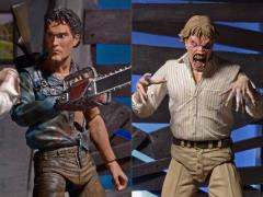Evil Dead 30th Anniversary Hero Ash & Evil Ed Two Pack