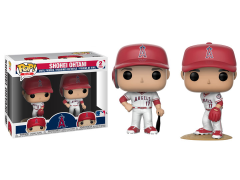 Pop! MLB: Angels: Shohei Ohtani Two Pack