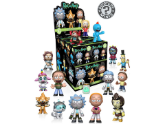 Rick and Morty Mystery Minis Box of 12 Figures