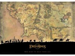 The Lord of the Rings Middle-Earth MightyPrint Wall Art