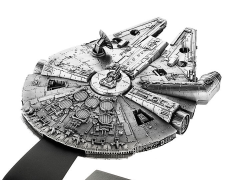 Star Wars Millennium Falcon Pewter Collectible
