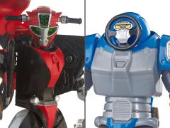 Power Rangers Beast Morphers Deluxe Beastbot Wave 1 Set of 2 Figures