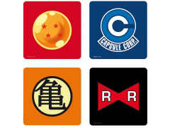 Dragon Ball Z Coaster Symbols Set