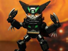 Getter Robo Armageddon MegaBox MB-06 Black Getter