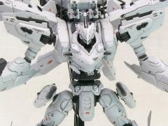 Armored Core Variable Infinity White Glint & V.O.B. Model Kit Set
