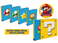 Super Mario Bros. Encyclopedia Limited Edition: The Official Guide to The First 30 Years