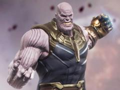 Avengers: Inifinity War Battle Diorama Series Thanos 1/10 Art Scale Statue