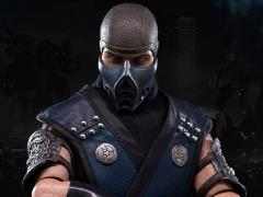 1/6 Scale Mortal Kombat Figure - Sub-Zero Brother Limited Edition