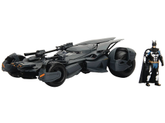 Justice League Metals Die Cast Batmobile & Batman