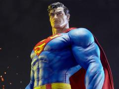 Batman: Hush Museum Masterline Superman (Fabric Cape) Statue