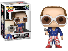 Pop! Rocks: Elton John (Red, White, & Blue)