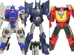 Transformers Universe Challenge at Cybertron Three-Pack