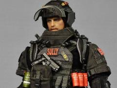 "Z.E.R.T. Advanced Machine Gunner Juggernaut ""Sully"" 1/6 Scale Figure"