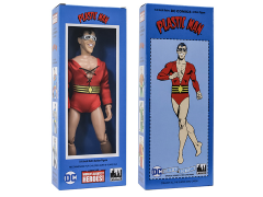 "DC World's Greatest Heroes Plastic Man Mego Style Boxed 8"" Figure"