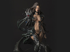 Witchblade Premium Collectible Statue