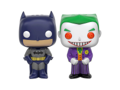 Pop! Home: DC Salt & Pepper Shakers - Batman & Joker