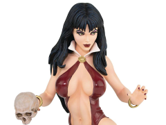 Women of Dynamite Vampirella Bust by Arthur Adams