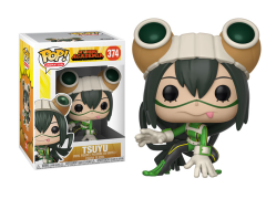 Pop! Animation: My Hero Academia - Tsuyu