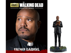 The Walking Dead Collector's Models - #11 Father Gabriel