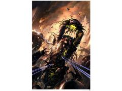 Predator: Prey to the Heavens Issue 4 Limited Edition Giclee