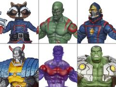 "Avengers Infinite 3.75"" Wave 4 Set of 6 Figures"