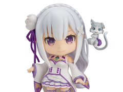 RE:Zero Starting Life in Another World Nendoroid No.751 Emilia